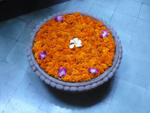 Fleurs réception Mysore (Copier).JPG